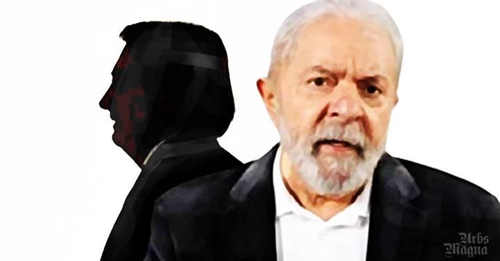 """Lula: """"Acha que eu tenho medo"""" do Bolsonaro? """"Eu nasci na rua"""""""