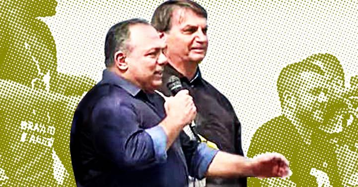 Pazuello terá que explicar ao Comando do Exército sua participação em ato pró-Bolsonaro