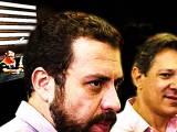 PT pede que Boulos apoie Haddad em SP em troca de apoio para a prefeitura em 2024, diz jornal