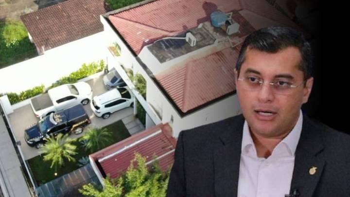 PF faz buscas na casa do Governador do AM e Secretário da Saúde tem mandado de prisão