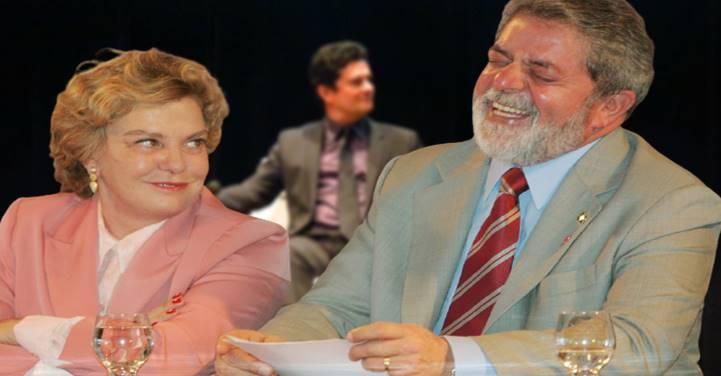 União pode indenizar Lula em R$ 120 mil por ação de D. Marisa contra conversas vazadas por Moro