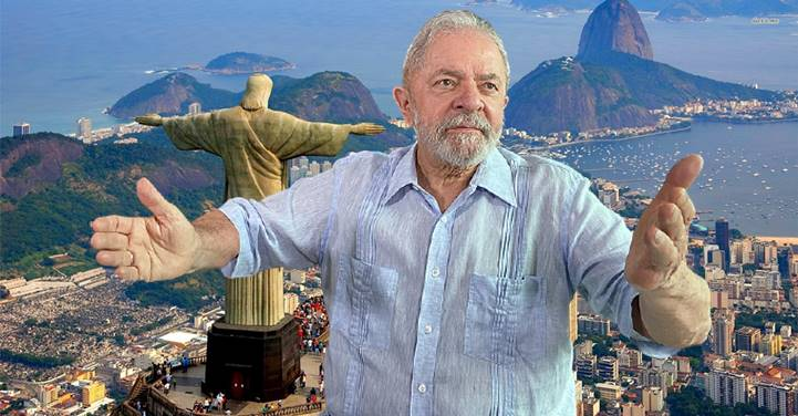 LULA almoçará com Paes, se reunirá com a esquerda e se encontrará com artistas no Rio