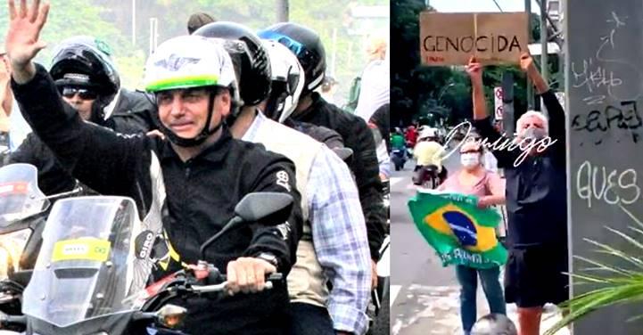 Bolsonaro despenca em seu berço político, com maioria desaprovando seu governo