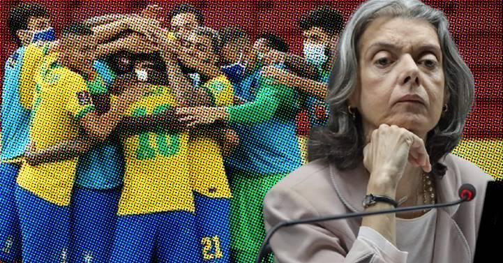 Considerando notícia do início da Copa América questionada para 13 de junho, Cármen pauta suspensão