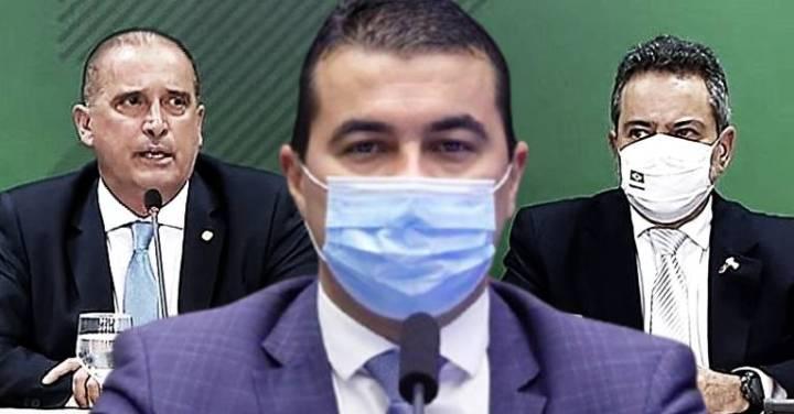 Deputado pede prisão de Onyx e Élcio Franco por ameaças após denúncia sobre corrupção com a Covaxin