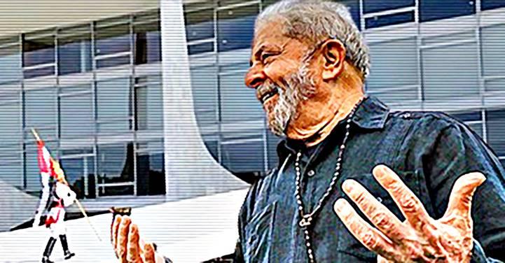 """Lula novamente absolvido: """"MP não reuniu"""" provas para a """"acusação"""", diz juiz"""