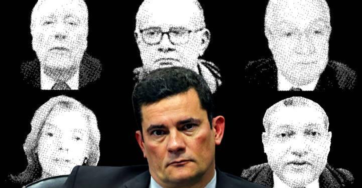 Acórdão da decisão da 2ª Turma do STF que declara Moro suspeito tem 411 páginas